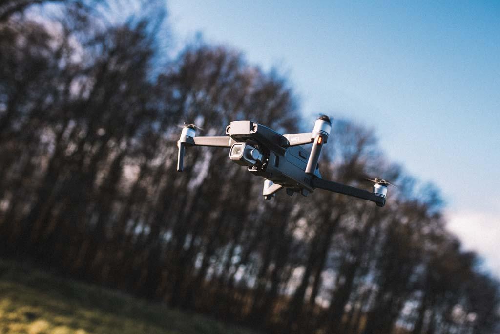 Dronen Mavic Pro