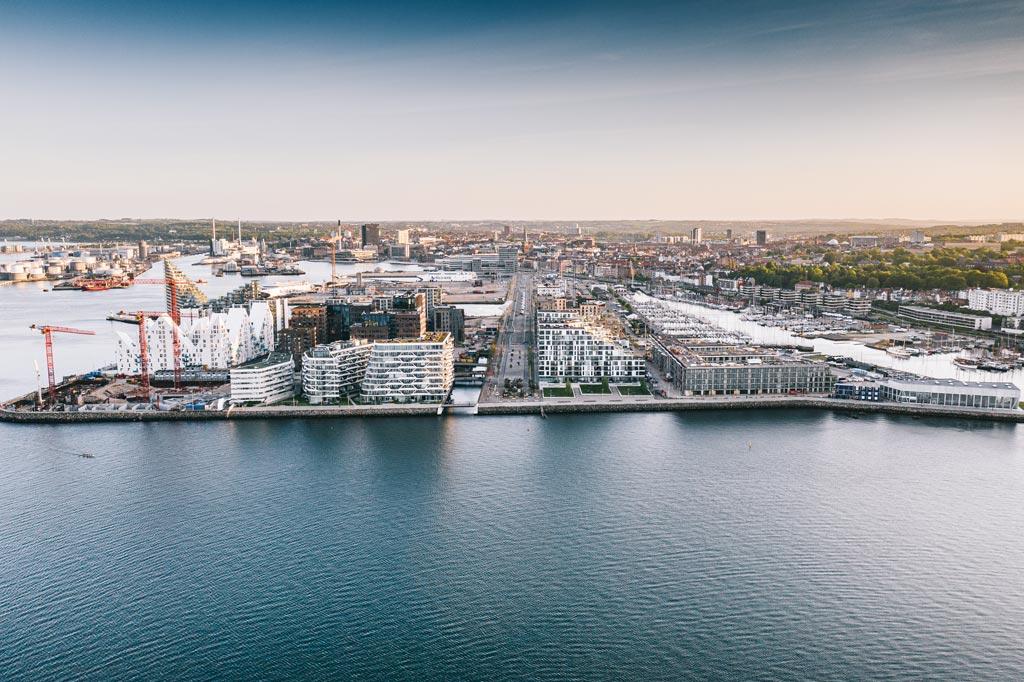 Aarhus Ø byggeri